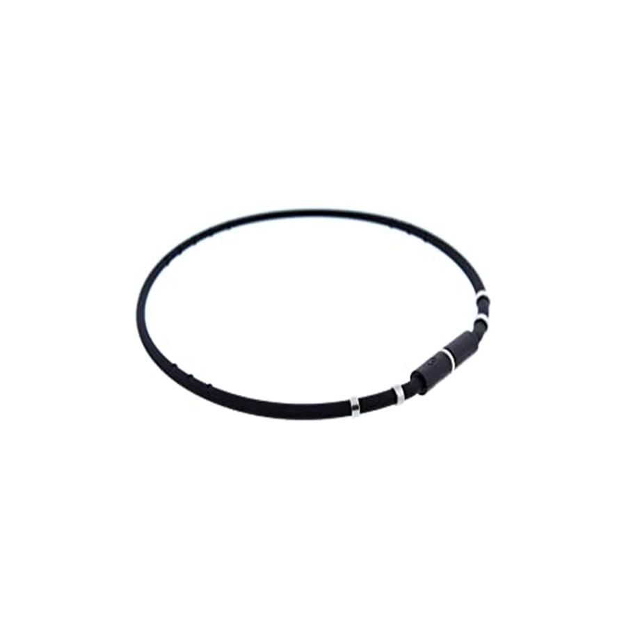 コラントッテ ワックルネック ネオ GE colantotte 磁気ネックレス NEO (ブラック, Lサイズ)