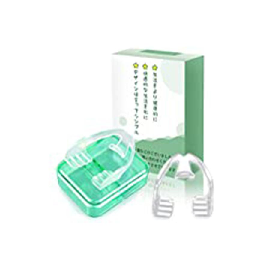歯ぎしり マウスピース,CCYCCL 睡眠時の騒音・食いしばり・歯ぎしり 対策 防止専用ケース付(2個セット)